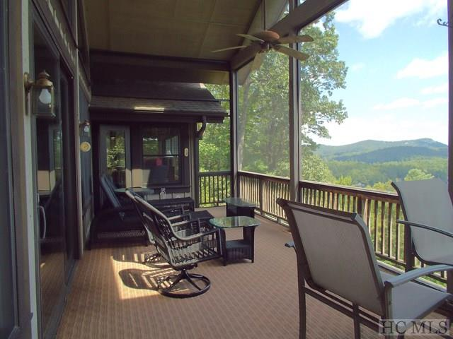 Screened Porch with View