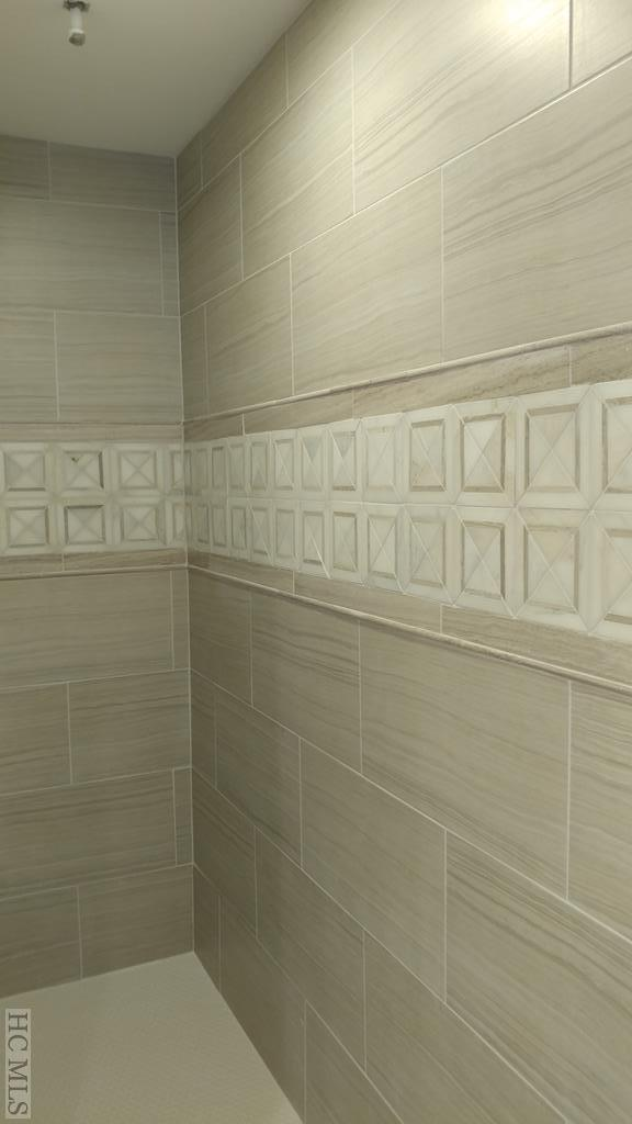 New Master Bath Shower Tile
